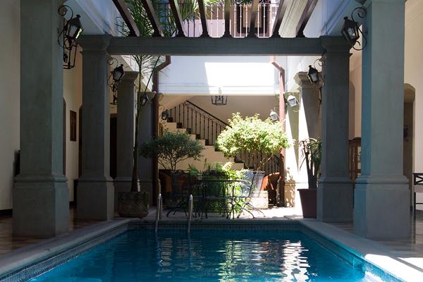 Hotels in granada nicaragua colonial hotel granada nicaragua for Best boutique hotels granada