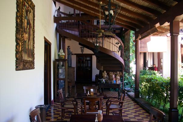 Nicaragua hotel la gran francia colonial boutique hotel for Best boutique hotels granada
